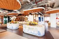 Google снова потрясает воображение офисного планктона. На этот раз в Амстердаме