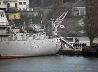 В СМИ появились очень странные фото наших кораблей, но… под андреевскими флагами ВМФ России