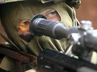 По данным источников, украинский прапорщик в Симферополе был убит совсем не снайпером