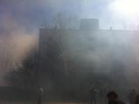 Военная часть в Новофедоровке захвачена