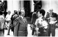 Сегодня 15 лет со дня гибели Тараса Чорновила