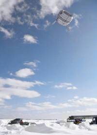 Оказывается, даже ветряк можно поднять на высоту… 300 метров