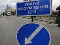 Во Львове автомойщик угнал «Лексус», чтобы совершить ДТП с автобусом
