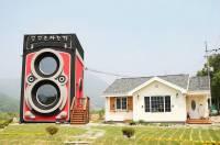 В Южной Корее появилось кафе, напоминающее… фотокамеру