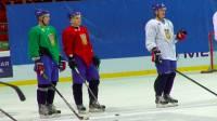 Тренерский штаб сборной Украины по хоккею свято верит, что наша команда сможет пробиться в элитный дивизион