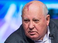 Горбачев предложил распустить Государственную Думу