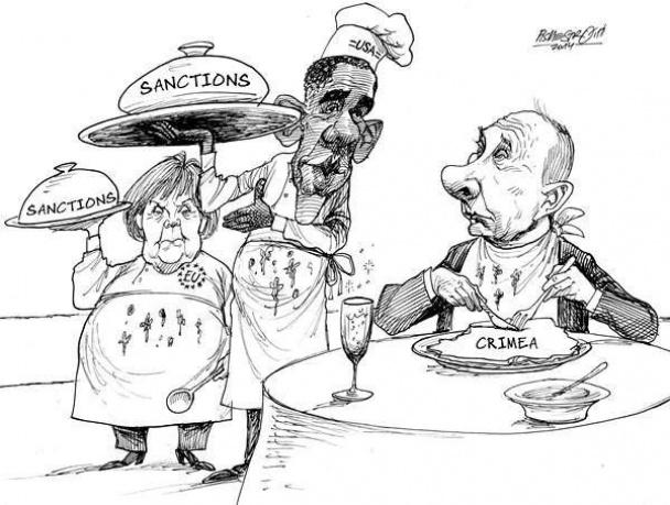 """Премьер-министр Канады - Путину: """"Убирайтесь из Украины!"""" - Цензор.НЕТ 3436"""