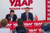 Кличко выдвинут кандидатом на должность мэра Киева