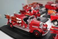И кто вам сказал, что взрослые не любят игрушки? Российский пожарный собрал уникальную коллекцию машинок