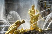 В Петергофе сегодня откроют летний сезон фонтанов