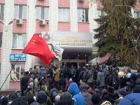 Донецкий горсовет не устает опровергать ложь сепаратистов