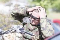 Бойцы самообороны собрались под Киевом, чтобы противостоять террористам