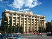 Официальная часть праздника в Харькове прошла спокойно. Толпа двинулась на площадь Свободы