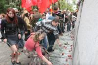 Движение «Юго-Восток» приняло активное участие в праздновании Дня Победы