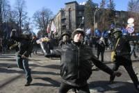 Парубий расформировывает самооборону Майдана