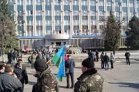 Луганские депутаты требуют от Верховной Рады объявить федерализацию либо распустить их