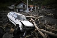 Новые фотографии наводнения на Балканах. Жутко завораживающе