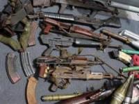 На Днепропетровщине решили поднять расценки на добровольно сданное оружие