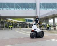 У полицейских появился шанс пересесть на трехколесные скутеры. Правда, если новинка приживется