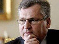 Квасьневский радуется, что второго тура выборов в Украине не будет. Не рано ли?
