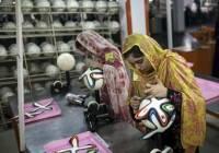 Чтоб вы знали, кто и каким образом производит официальные мячи для Чемпионата мира по футболу