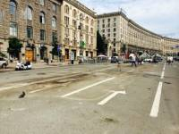 Ряды палаток на Майдане неохотно, но редеют