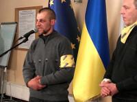 Поиздевавшимся над казаком Гаврилюком на Майдане бойцам внутренних войск дали условные сроки
