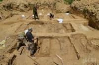 Во Львове археологи раскопали массовое захоронение заключенных местной пересылки