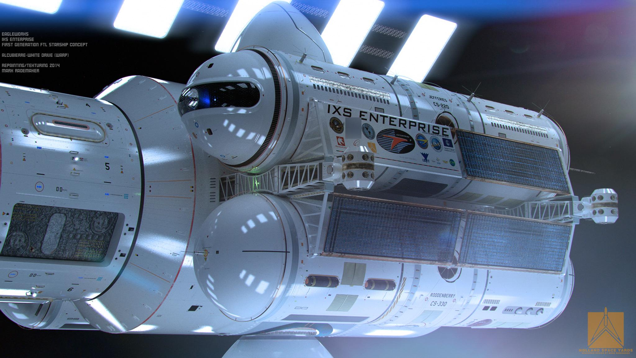 nasa future spaceship - HD2048×1153