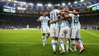 На ЧМ-2014 Аргентина предсказуемо обыграла команду Боснии и Герцеговины