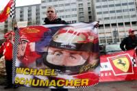 Михаэль Шумахер вышел из комы
