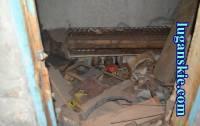 В луганских бомбоубежищах – горы мусора, недовольные бомжи и дохлые животные