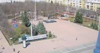 В Луганске уже сутки все спокойно. Коммунальные службы и транспорт работают в штатном режиме