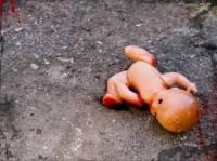 В Антраците застрелен 10-месячный ребенок