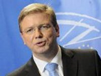 Фюле верит в будущее членство Украины в Евросоюзе