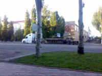 Пока Порошенко продлевает «перемирие», в Луганск свободно ввозят на платформах российские танки /соцсети/