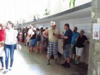 Курортный сезон в водных лечебницах Западной Украины спасают, как могут