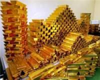 За месяц золотовалютные резервы Украины сократились на 4,56%