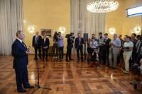 Ответы Путина на вопросы журналистов