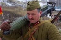 Песня-рапорт Главнокомандующему В.В. Путину