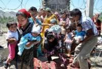 С начала АТО из Донбасса выехали почти 57 тыс. беженцев. Половина из них - дети и инвалиды