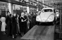 Как рождался один из самых популярных автомобилей в мире. Редкие фото с завода