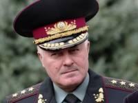 Говорю прямо: министр обороны Лебедев делал все, чтобы втянуть армию в противостояние с Майданом /бывший главнокомандующий ВСУ/