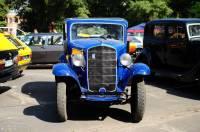 164 уникальных автомобиля показали на фестивале «Old Car Fest» в Киеве
