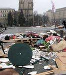 В МВД подтвердили, что сегодня в центре Киева взорвалась граната. Подозреваемый уже задержан