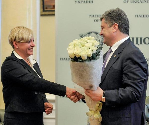 """Гонтарева открестилась от прогноза по курсу гривни для бюджета: """"это исключительная парафия Минэкономики"""" - Цензор.НЕТ 3964"""
