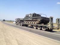 Российская военная техника пересекла украинскую границу. Прямо на глазах у западных журналистов