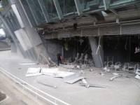 Террористы разрушили легендарную «Донбасс Арену». Фото с места событий