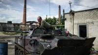 Луганские сепаратисты начали наступление на Северодонецк и Дебальцево