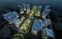 Китайские архитекторы задумали построить невероятную площадь в Нандзине